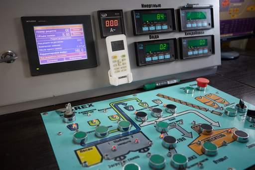 Автоматизация АСУ MixMaster