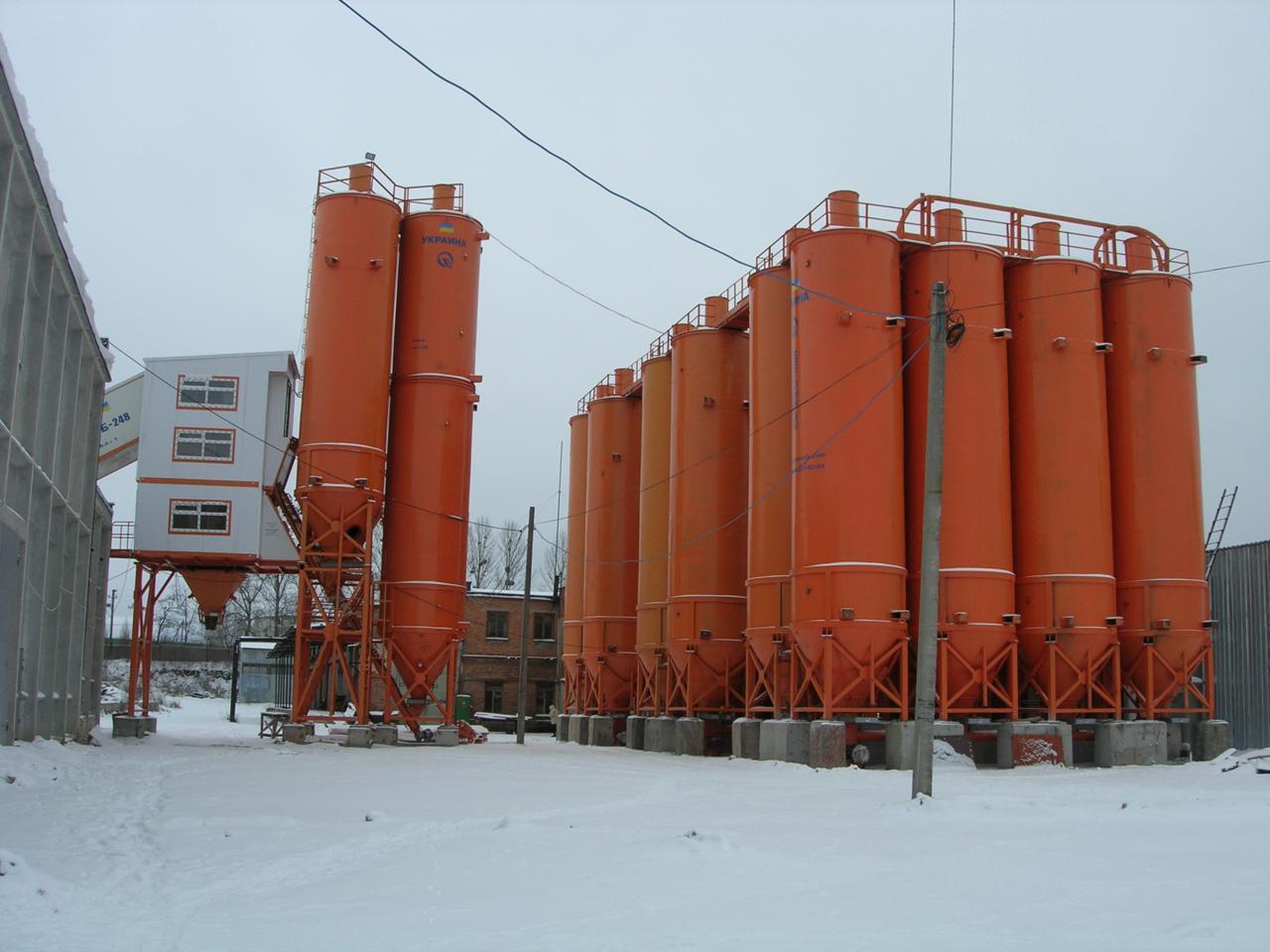 Производство бетона зимой