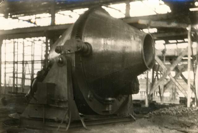 History of the plant Betonmash