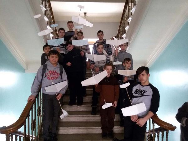 Спортсмены авиаклуба «Чайка» при ЧАО «Бетонмаш» стали призёрами соревнований