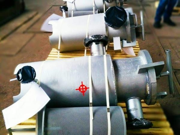 Cтатические фильтры для битума DN 100, DN125, DN150