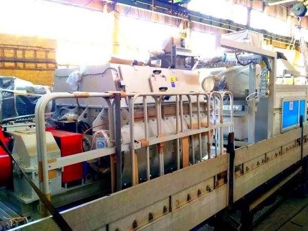Отгрузка бетонного завода в Полтавскую область