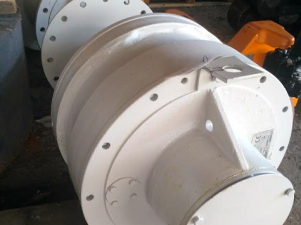 Роторные бетоносмесители СБ-138БМ и запчасти к ним изготовлены для Узбекистана