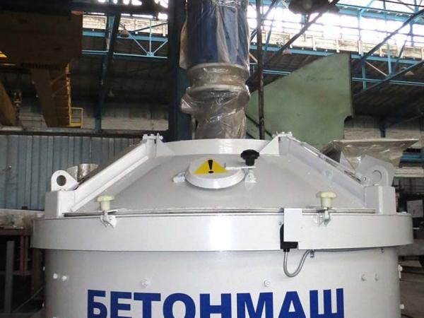 Отгружен бетоносмеситель СБ-242-5К