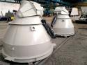 Модернизация бетоносмесительной установки вертикального типа с заменой устаревшего оборудования Заказчика из Одесской области