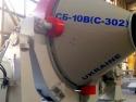 Гравитационный бетоносмеситель СБ-10В (С-302) для Заказчика из Днепропетровской области