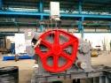 Готова к отгрузке кантовочная лебедка предприятию металлургической промышленности из Запорожской области