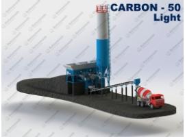 Бетоносмесительная установка «КАРБОН-50»