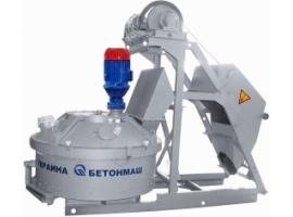 Бетоносмеситель с самозагрузкой СБ-242-5Б