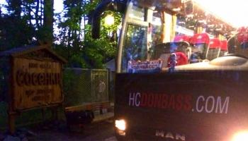 ХК Донбасс на базе отдыха ЧАО Бетонмаш