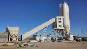 Завершен монтаж БСУ производительностью 150 м.куб/час в Туркменистане