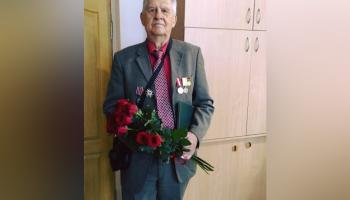 Сегодня юбилей у нашего уважаемого Леонтия Максимовича Португальского, Заслуженного изобретателя Украины!!!