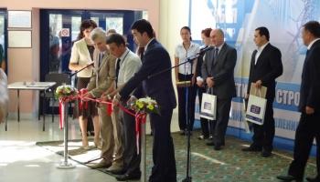 """Участие в международной выставке """"UzPromstroy Expo - 2013"""""""