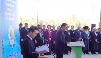 """Участие в выставке """"ТУРКМЕНГУРЛУШИК -2014"""" в Ашхабаде, Туркменистан"""