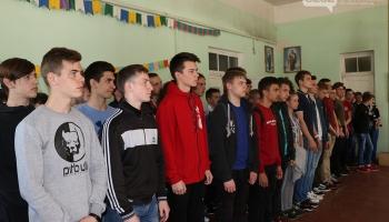 При поддержке «Бетонмаш» прошли региональные соревнования по стрельбе из пневматической винтовки