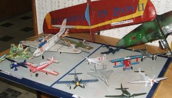 Выставка посвященная дню Космонавтики