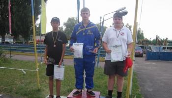 Победа в Чемпионате и Первенстве Украины по авиамодельному спорту
