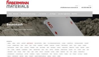 Европейские производители запчастей включают ТМ BETONMASH в свои каталоги