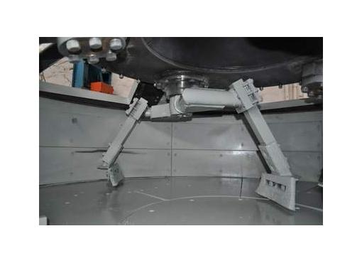 Бетоносмеситель принудительного действия СБ-242-8М