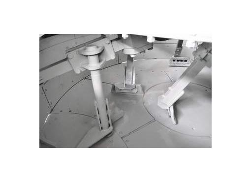 Принудительный бетоносмеситель СБ-242-8М