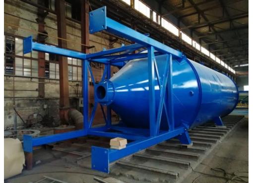 Склад цемента СБ-33Г-01 цементный силос вместимостью 32 тонны