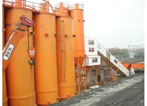 Стационарная бетоносмесительная установка «БАЗАЛЬТ-150»