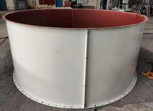 Силос цемента 100 т
