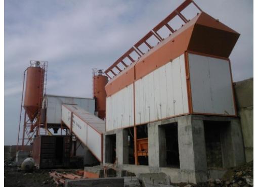 Бетонный завод СБ-145-3А