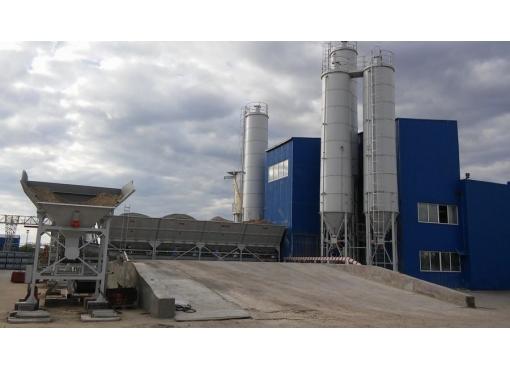 Завод з виробництва плитки