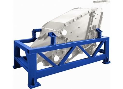 Вібросито для просіювання сипучих матеріалів СБ-240.14.12.000