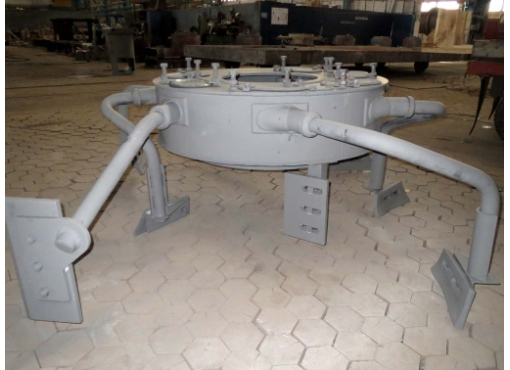 Ротор в сборе СБ-138Б.63.000