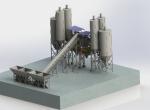 Бетонный завод «Double БАЗАЛЬТ-300»