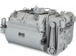 Двухвальный бетоносмеситель BHS DKX 0.50