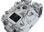 Двовальний бетонозмішувач DKX 1.00