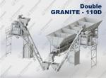 Бетонный завод «Double ГРАНИТ-110Д»