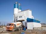 Стационарный бетонный завод СБ-241Б