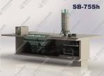 Стационарнаяый бетонный завод СБ-75Ш