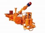 Мобильная установка для выгрузки цемента из вагонов-хопперов В-283-031-01
